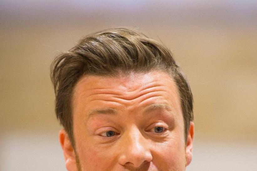 Jamie Oliveri firma oli pankrotti minekust kahe tunni kaugusel