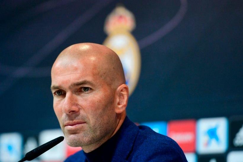 Zinedine Zidane kinnitas: olen peagi tagasi treeneritööd tegemas