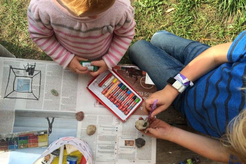 TEE ISE | Meisterda lapsega lõbusad jutukivid