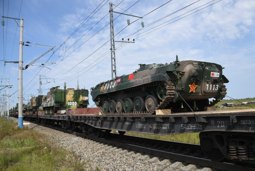 Venemaal algasid grandioossed sõjaväeõppused Vostok-2018