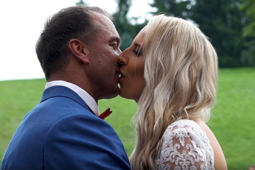 VIDEO | Varuge taskurätikuid! Maarja ja Argo Ader avaldasid imekauni pulmavideo
