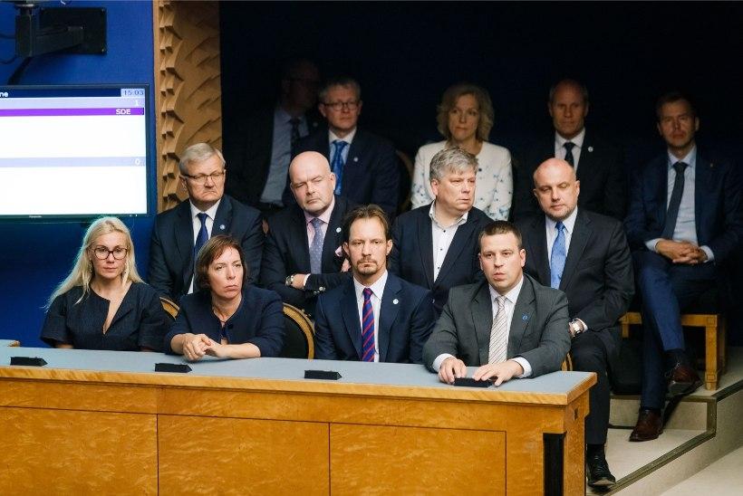 Valitsus alustab 2019. aasta riigieelarve läbirääkimisi