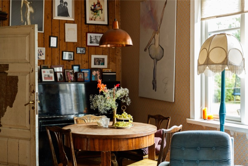 Meeliergutav Kopli idüll: vanavanaisa ehitatud maja, vintage leiud, vabapidamisel linnud ja hullult ideid!