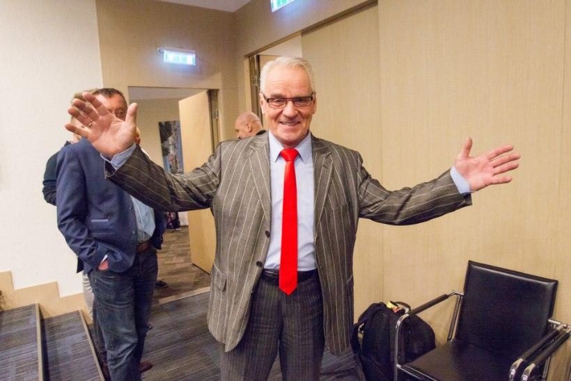 Aivar Riisalu: ma ei kippunud riigikogu toitlustama, otsus Toompeale tulla oli äripartneri oma