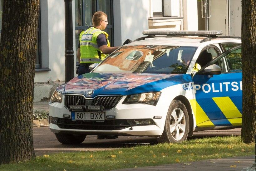 Politsei otsib Tapa vallas toimunud liiklusõnnetuse tunnistajaid