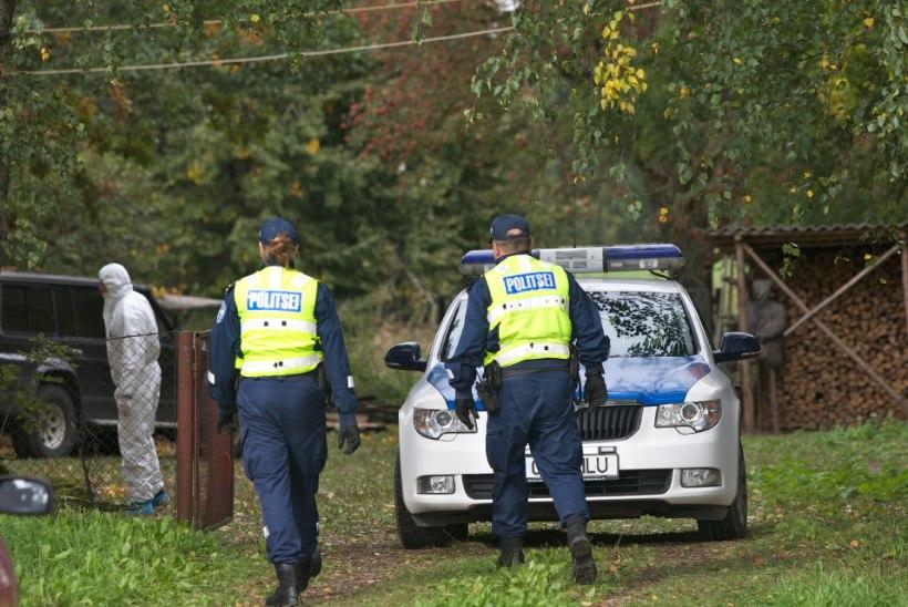 KÜLA TEAB: Tartumaal süüdati maja topeltmõrva varjamiseks