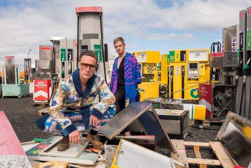 Islandi elektroonilise tantsumuusika bänd GusGus esineb täpselt kuu aja pärast Tallinnas