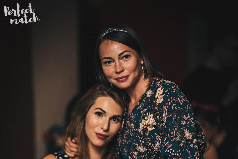 PEOGALERII | Staartšellist Silvia Ilves tõestas, et rasedus ei ole tema hoogu maha võtnud