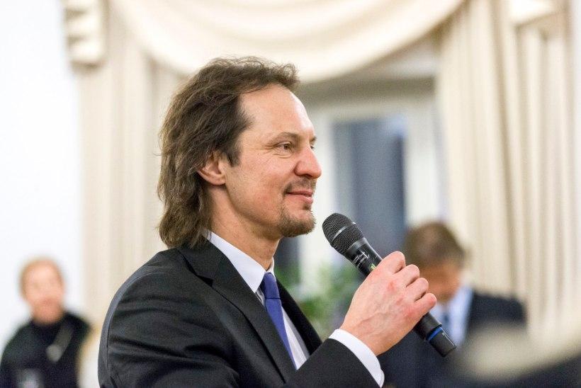 Kultuuriminister Indrek Saar ei toeta Rein Langi ideed hakata ERR tsenseerima