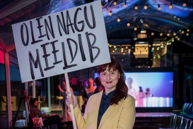 PILDID JA VIDEO | Tallinna tänavatest sai ägedate ja stiilsete naiste suur moelava