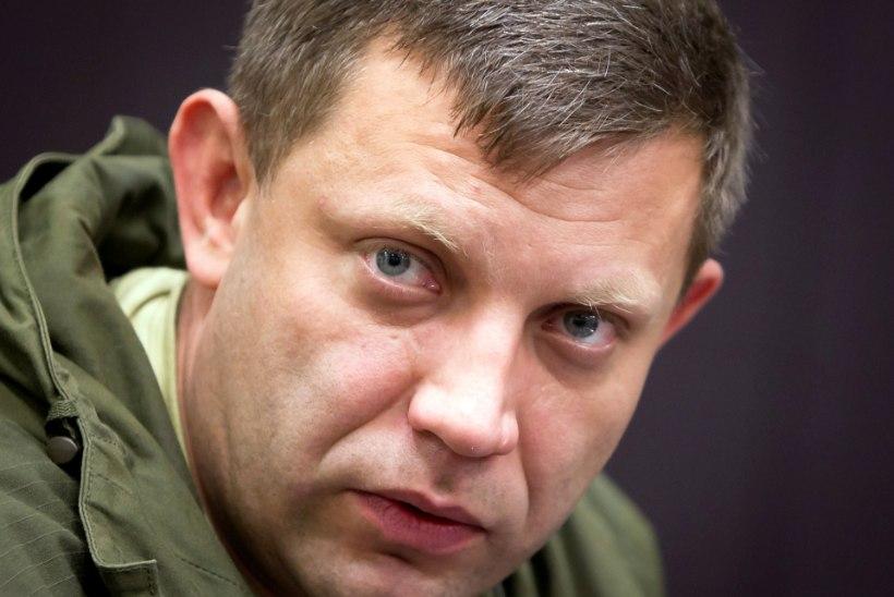 Isehakanud Donetski Rahvavabariik ähvardab täiemahulise sõjaga
