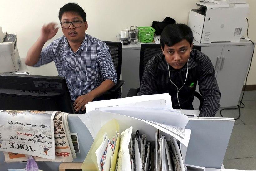 Aung San Suu Kyi õigustas Reutersi ajakirjanike vangipanekut