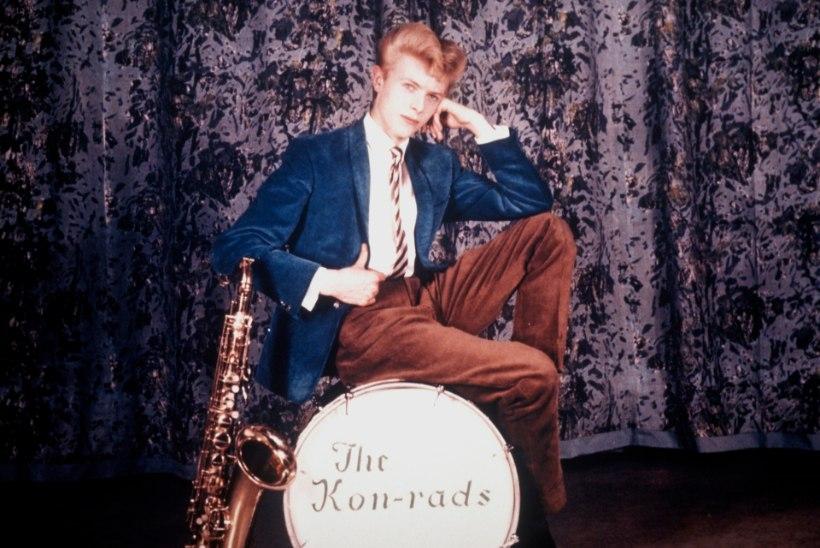David Bowie esimene stuudiosalvestis müüdi ligi 45 000 euroga