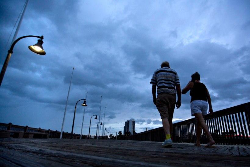 Orkaan Florence jõuab USA idarannikule, elektrita on juba üle 100 000 majapidamise