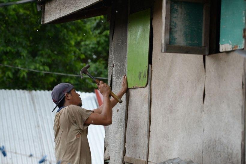 Filipiine ähvardab nädalavahetusel supertaifuun Mangkhut