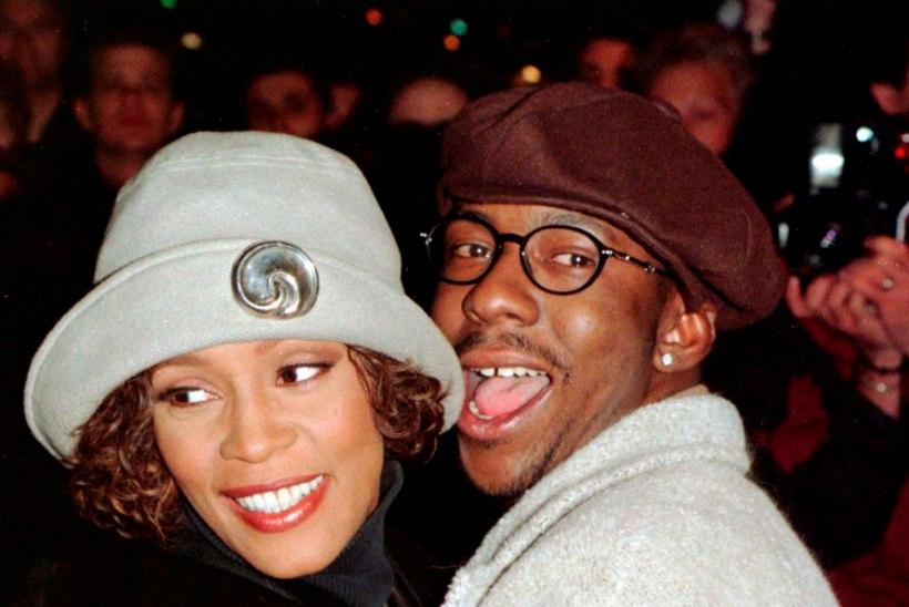 Bobby Brown uues filmis: Whitney tegi minust narkomaani!