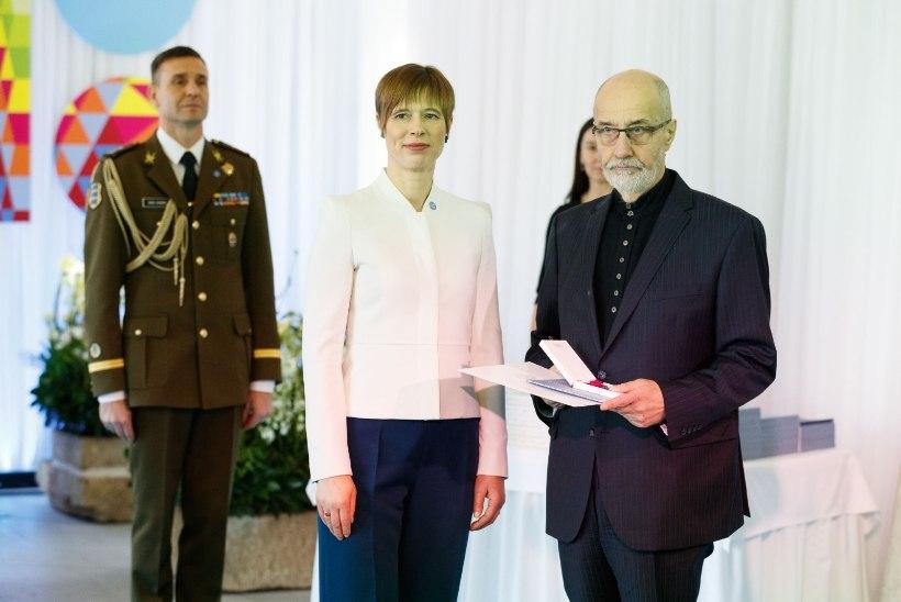 Kersti Kaljulaid meenutab Roman Baskinit: Sa elasid kirglikult ja valutasid südant, et oleks tõelist iseseisvust