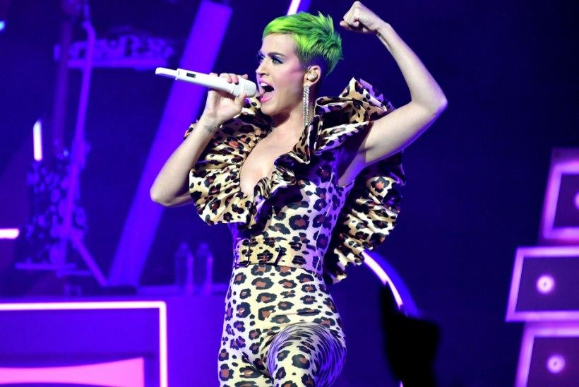Poptäht Katy Perry on radikaalselt stiili muutnud!