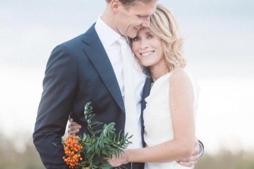FOTOD   Hõissa! Kaja Kallas ja Arvo Hallik abiellusid