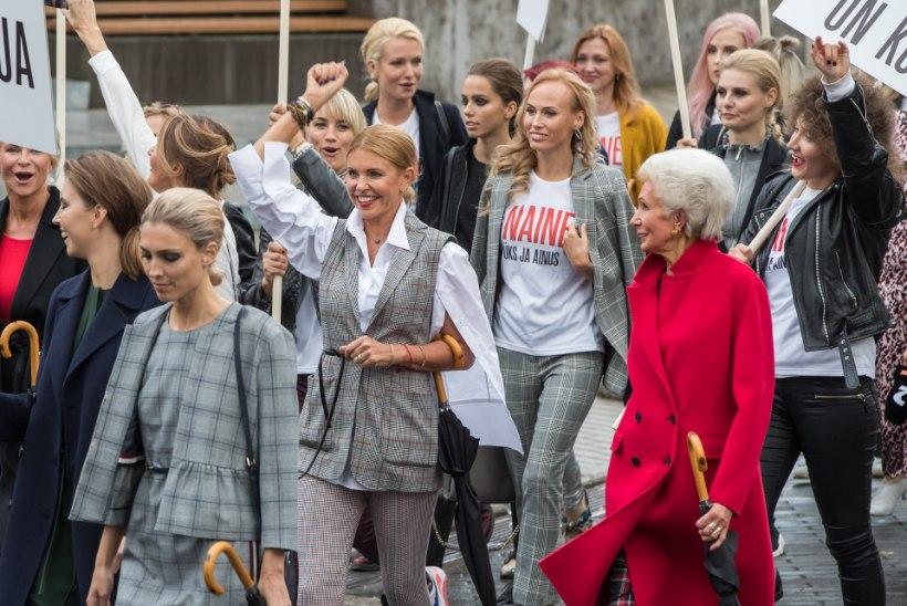 PILDID JA VIDEO | Mehed on muutunud eesti naiste jaoks luksusaksessuaariks, seega lähme välismaale!