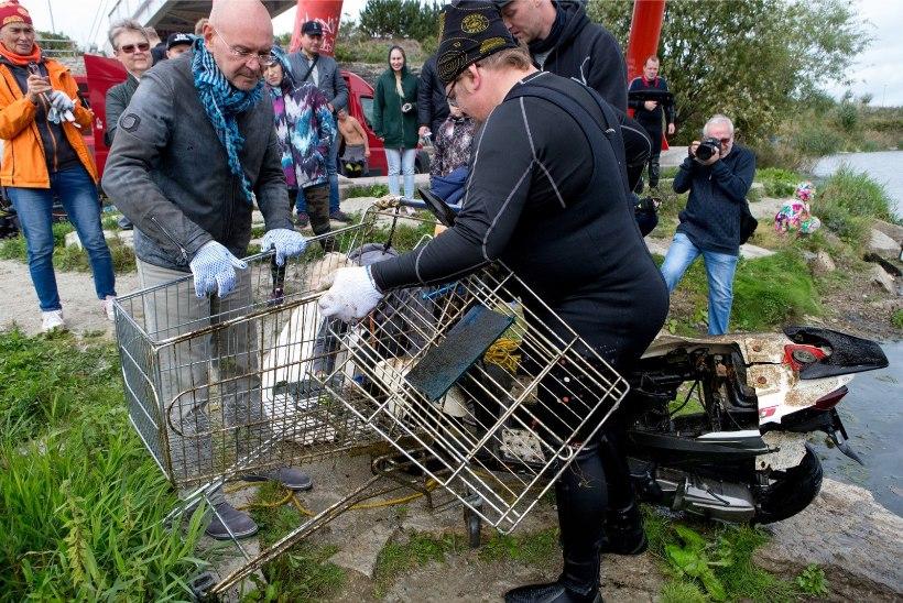 Maailmakoristuspäeval tuli Eestis loodust kraamima umbes 9500 inimest