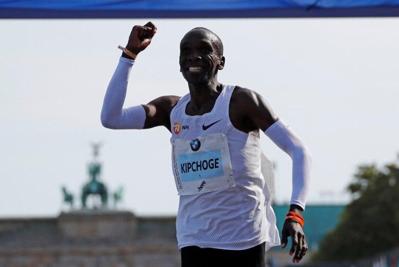 Berliinis sündis uus maratonijooksu maailmarekord!