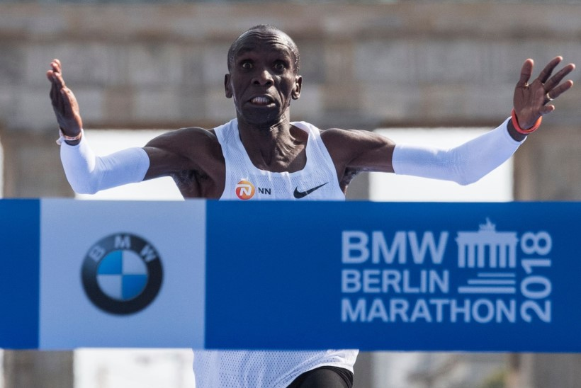 Roman Fosti: maailmarekordimees Kipchoge lõpetab tipus olles nagu Bolt