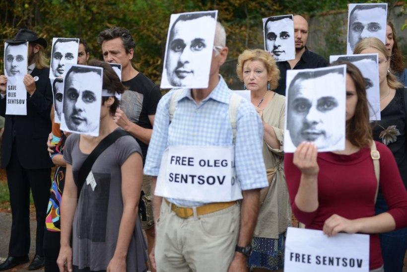 Oleg Sentsov on Venemaa vanglas nälginud 127 päeva. Mis saab edasi?