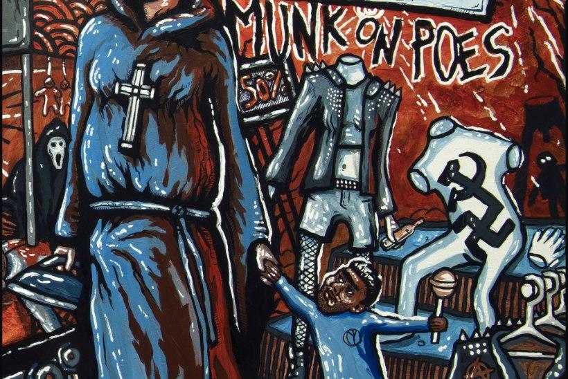 Punkbändil Solidaarsus ilmus uus album
