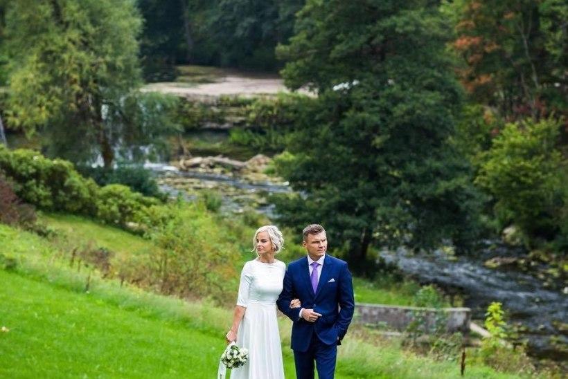 PULM VÕI VANGLA? Gerli Rosenfeldiga abiellunud bordelliärimees pääses pulmapäeva hommikul pikast vanglakaristusest