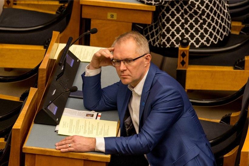 Hannes Hanso lahkub kevadel poliitikast