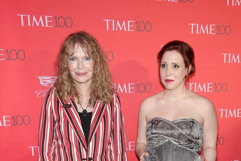 Woody Alleni kasutütar ja nüüdne abikaasa: mu kasuema Mia Farrow oli vägivaldne türann!