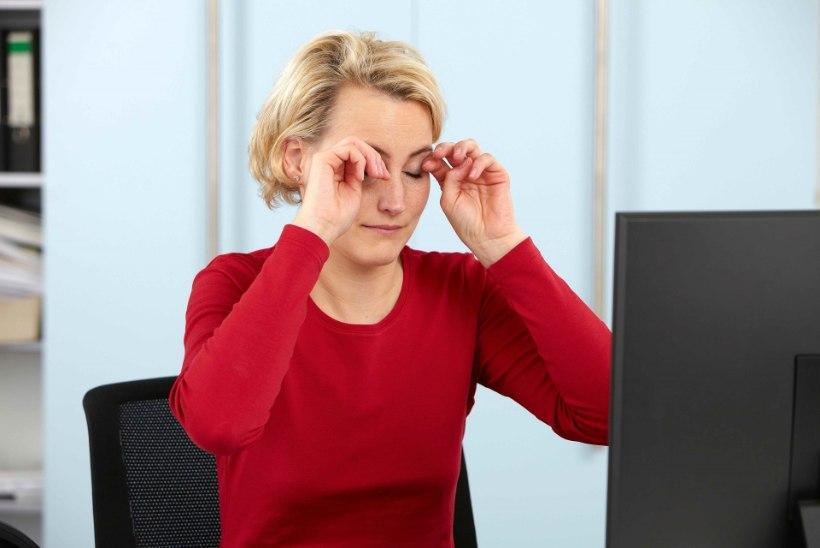 SILMAARST: kuiva silma sündroomi on keeruline tõkestada