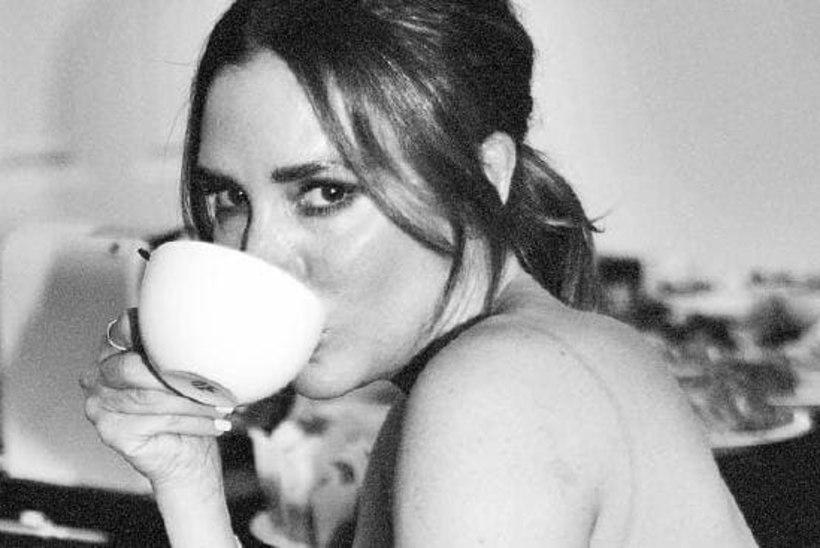 Victoria Beckhami teismeline poeg avaldas emast toplessfoto