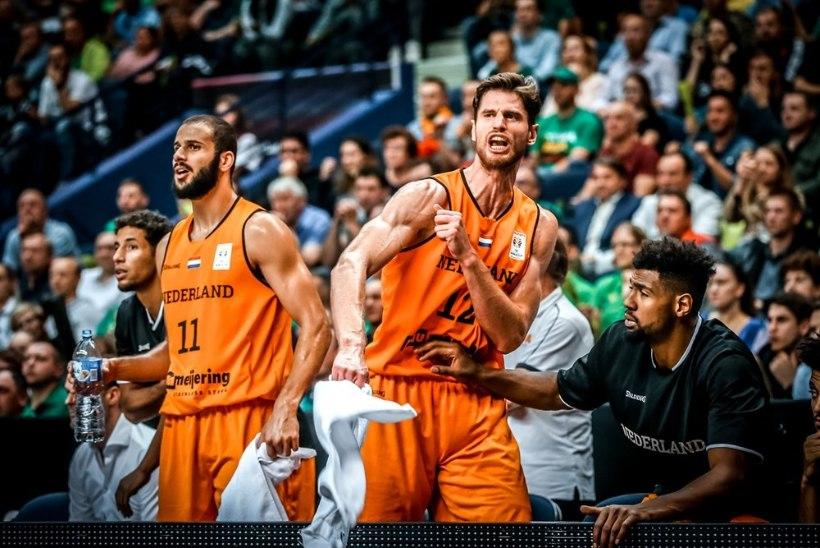 VIDEO | Thomas Van der Mars ja Holland andsid kõva lahingu, kuid Leedu pääses teisel lisaajal üle noatera!