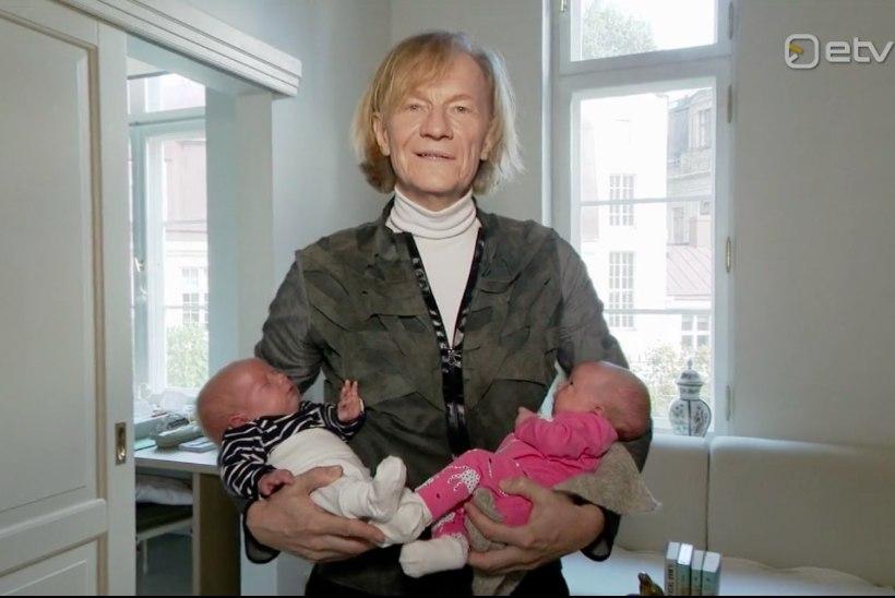 Kuu aega kaksikuid kasvatanud Ilmar Taska: loodame, et hilised lapsed on nooruse eliksiir!
