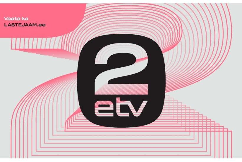 FOTOD | Telekanal ETV2 sai uue logo ja eetrigraafika