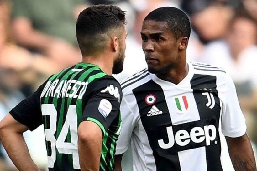 VIDEO | Miks sülitas Juventuse täht vastasele näkku?