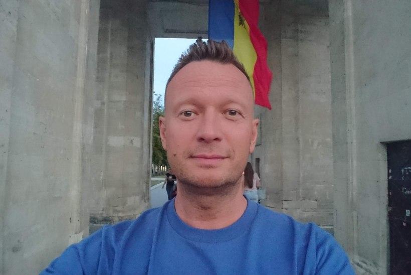 Marko Reikopil oli sõbraga võistlus, kes enne Euroopa riigid läbi saab käidud