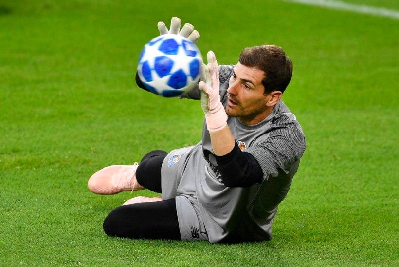 LEGEND! Iker Casillas jõuab täna väga uhke saavutuseni