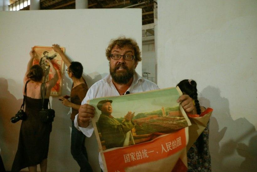 Non Gratat tabas Hiinas taifuun, performance toimus kõigest hoolimata!