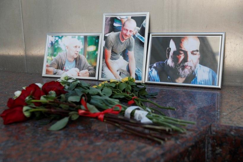 KREMLI KÄTTEMAKS? Moskvas mürgitatud Pjotr Verzilov uuris Vene ajakirjanike mõrva