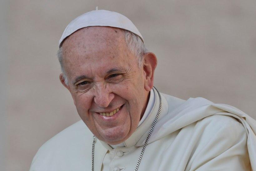 Paavst Franciscus: seks on jumala kingitus