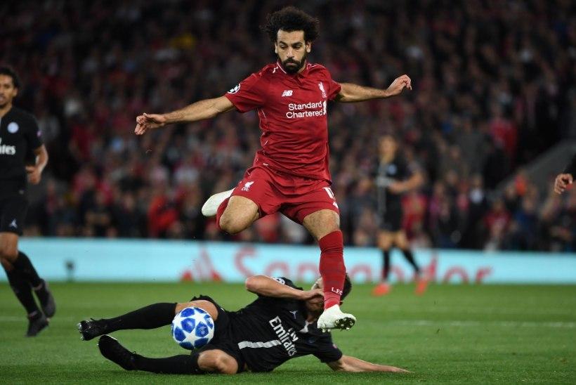 VIDEO | Salah' reaktsioon Liverpooli võiduväravale on fännid segadusse ajanud