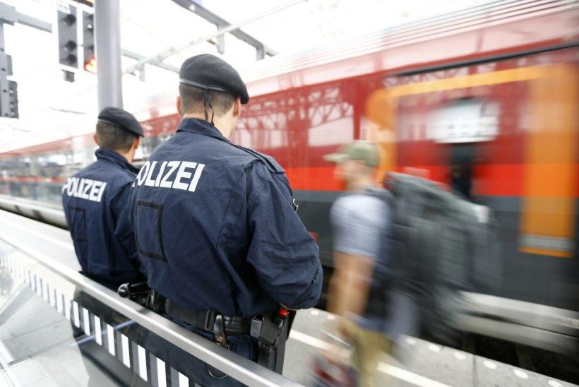 Euroopa Liidu juhte turvab Salzburgis 1750 politseinikku