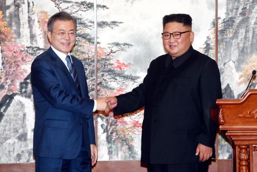 Moon Jae-in: Põhja-Korea on nõus sulgema tuumakatserajatise