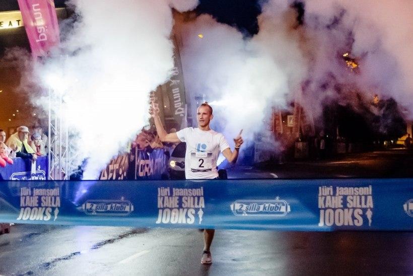 FOTOD | Kahe Silla jooksul võidutsesid mullused parimadMukungaja Liina Tšernov