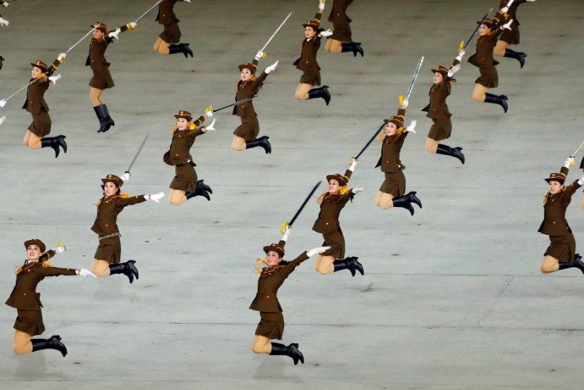 AJALOOLINE | Moon Jae-in pidas Põhja-Korea rahvale kõne