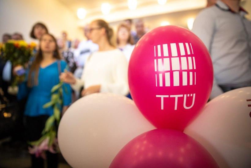 Tallinna tehnikaülikooli uue lühinime kujundus maksis üle 28 000 euro