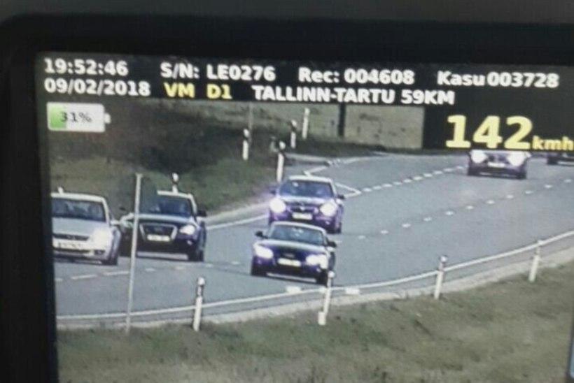 ÕL VIDEO | Kuidas õigustavad autojuhid kiiruse ületamist?